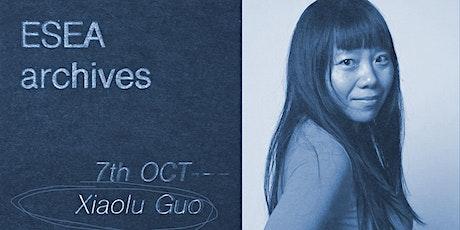 ESEA Archives Book Club #6 - Xiaolu Guo tickets