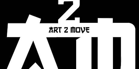Art 2 Move Tickets
