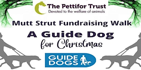 A Guide Dog for Christmas Mutt Strut Fundraising Walk tickets