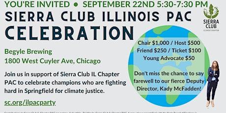 Sierra Club IL PAC Summer Celebration tickets