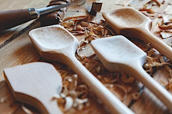 Cwrs Cerfio Llwyau| Spoon Carving Course tickets