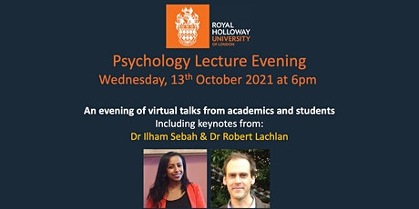 Psychology schools lecture evening tickets