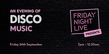 Disco Night at the Solent tickets