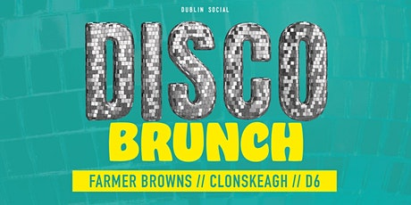 Dublin Social Disco Brunch tickets