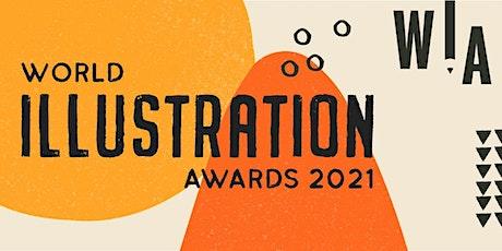 WIA2021 Celebration Programme:  Alternative Routes into Illustration tickets