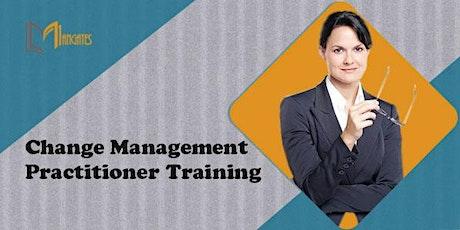 Change Management Practitioner 2 Days  Virtual Live Training in Edinburgh Tickets