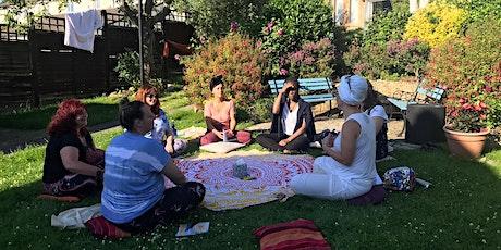 Beginner's kundalini yoga & meditation online course tickets