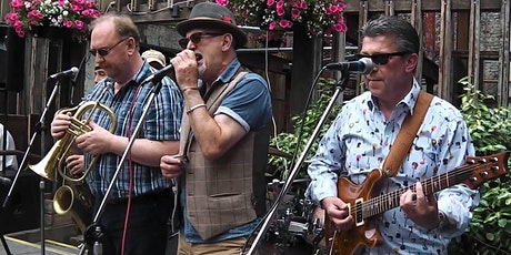 The Guinness Blues Café - The Speedy Mullan Band - 9th October 2021 tickets
