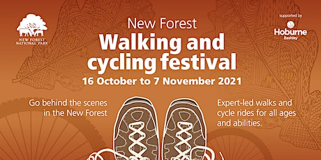 Walking and Cycle Festival 2021: The Forest at War tickets