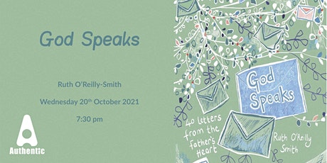God Speaks - Book Launch Event tickets