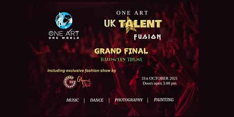 One Art UK Talent Show 2021 tickets