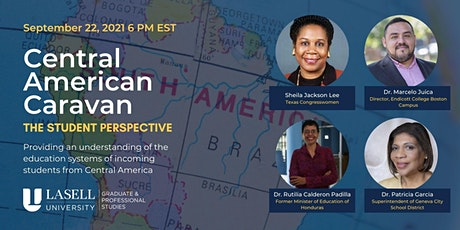 Central American Caravan: The Student Perspective tickets