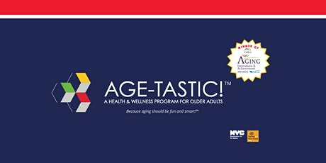 Age-Tastic!® Information Session tickets