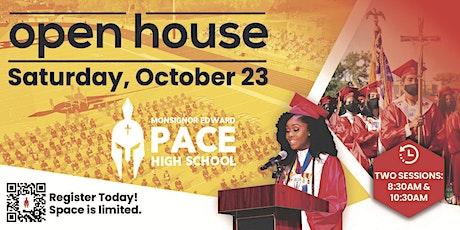 Monsignor Edward Pace High School Open House 2021 tickets