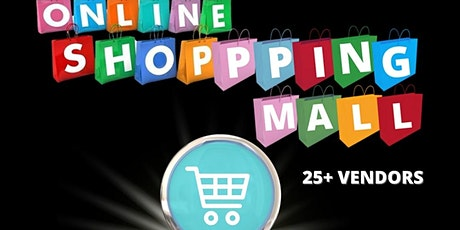 Online Shopping Mall  For Consumers & Vendors tickets