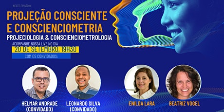 Neociências: Projeção Consciente e Conscienciometria (IIPC & CONSCIUS) ingressos