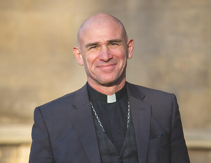 In Conversation with The Rt Revd Dr Pete Wilcox, Bishop of Sheffield image