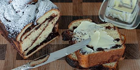 Enriched Breads - TOA Cinnamon Buns   Challah   Babka tickets