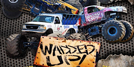 Wadded Up Monster Truck Tour At Full Throttle Speedway tickets