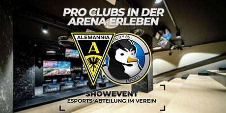 eSports Abteilung im Verein? - Fußball im Team auf dem virtuellen Rasen Tickets