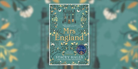 NATIONAL LIBRARIES WEEK: Meet the Author – Stacey Halls tickets