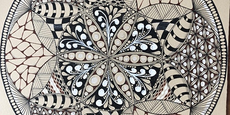 Tuesday Tangles PM - Zentangle Method tickets