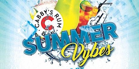 Summer Vybz tickets