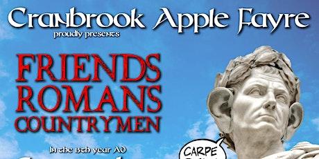 Cranbrook Apple Fayre - FREE EVENT tickets