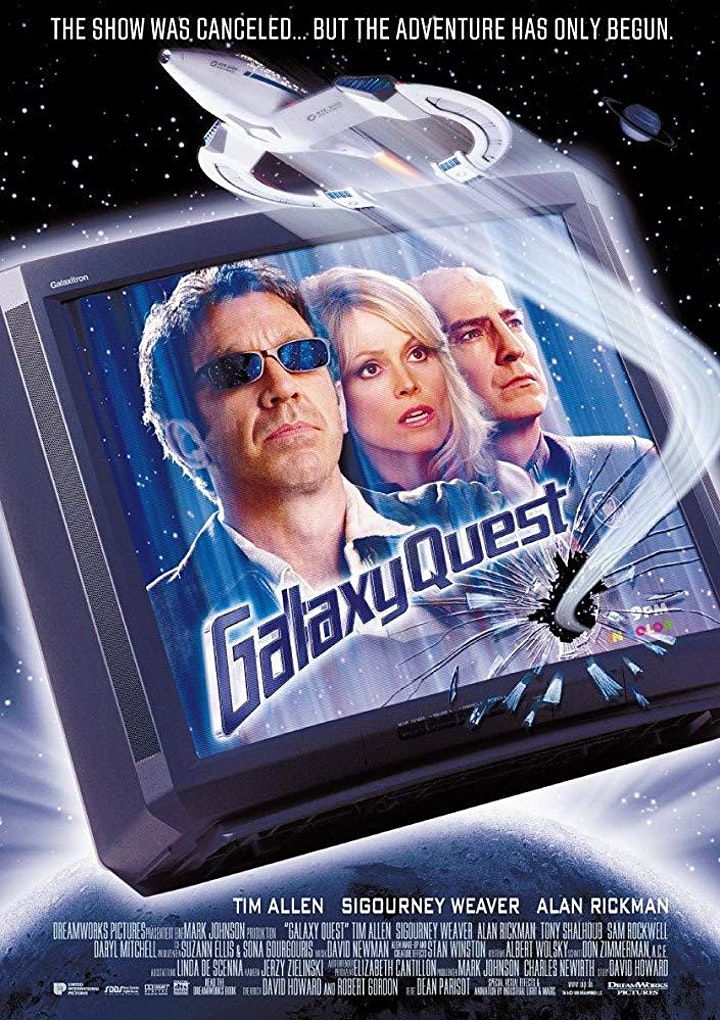 Space Oddities Presents - A Drive in Screening of Galaxy Quest image