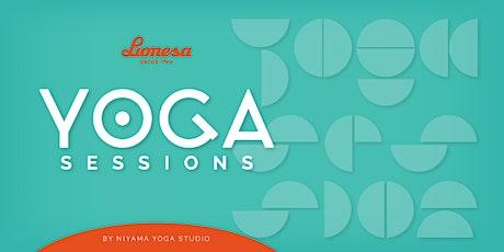Lionesa Yoga Sessions tickets