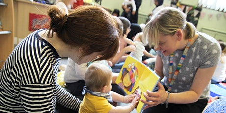 Toddler Tales at Harwood Library tickets