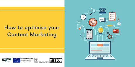 How to Optimise your Content Marketing tickets