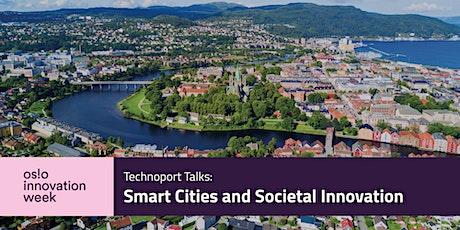 Technoport Talks: Smart Cities and Societal Innovation tickets