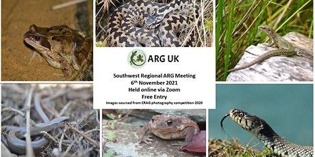 South West ARGs Regional Meeting tickets