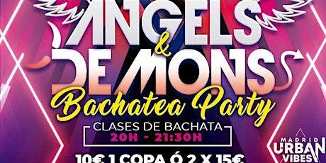 Angels & Demons - Noche Latina (Bachata, Salsa) - Miércoles entradas