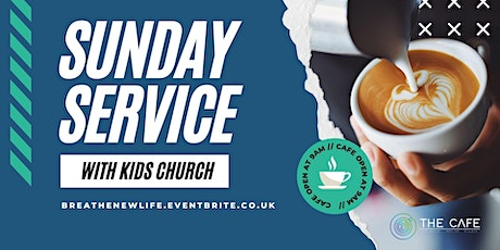 11:00am Service with Kids Church (26th September) tickets