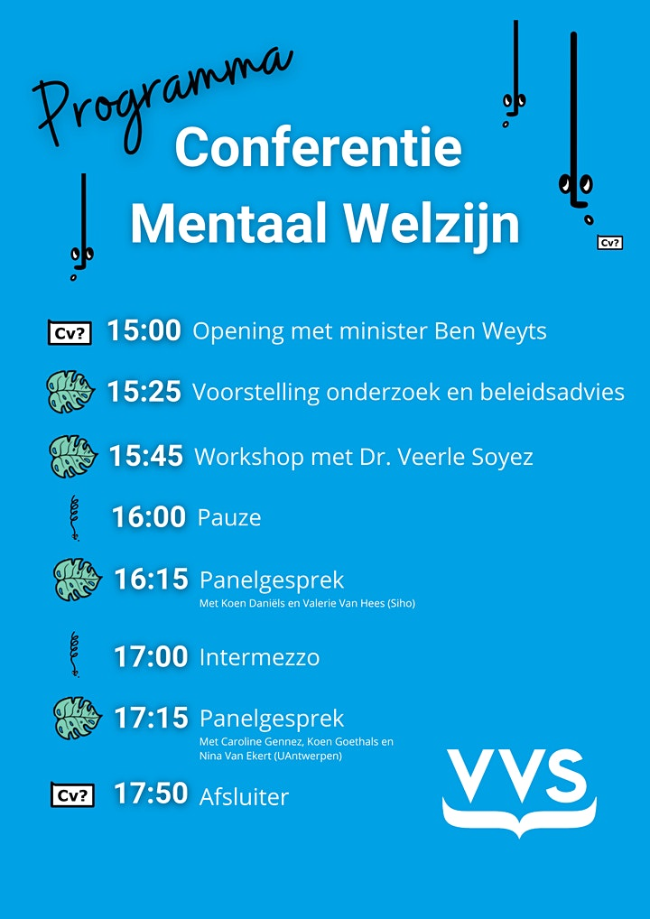 Afbeelding van Conferentie mentaal welzijn