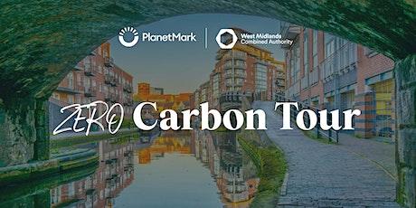 Birmingham | Roadmap to net zero | Zero Carbon Tour tickets
