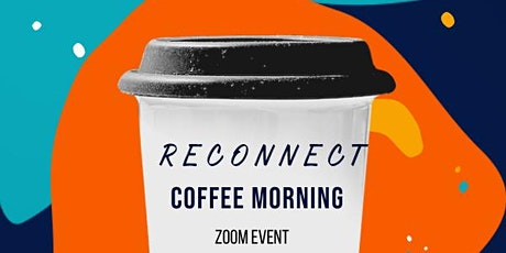 WiTii  - Reconnect Virtual Coffee Morning tickets