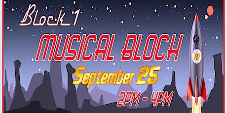 GDIFF 10th Annual Block 1: Musical Block tickets