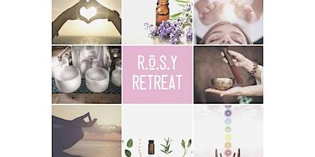 R.O.S.Y Retreat - 3hr Mini Relaxation Retreat, Dalgety Bay, Scotland tickets