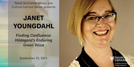 DAVID SCHROEDER MUSIC AND CULTURE SERIES with JANET YOUNGDAHL tickets