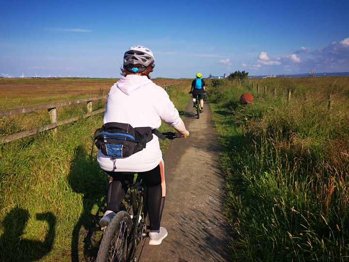 Wheel Women Bike Ride - Hartlepool South Route image