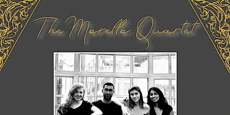 The Morello Quartet - Concert Dinner tickets