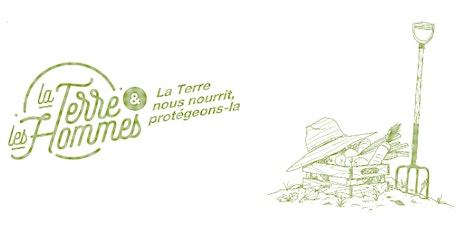 """Cérémonie de présentation du bloc de timbres-poste """"La Terre & les Hommes"""" billets"""