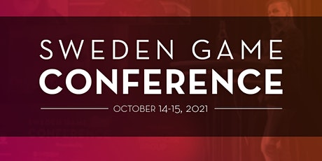 Sweden Game Conference 2021 tickets