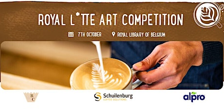 BCW x Albert Culture: Royal Latte Art Competition tickets