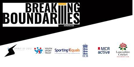 Breaking Boundaries Community Leaders Forum (Manchester) tickets