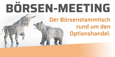 Börsen-Meeting September 2021 - Der Stammtisch rund um den Optionshandel Tickets