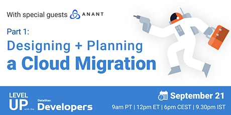Workshop: Designing & Planning a Cloud Migration! tickets